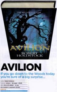 Avilion Revew in SFX